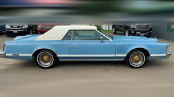 1979 Lincoln Mark VII 2dr Coupe LSC