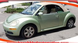 2007 Volkswagen New Beetle Base