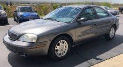 2004 Mercury Sable GS