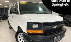 2010 Chevrolet Express Cargo Van 1500