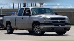 2005 Chevrolet Silverado 1500 Base
