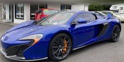 2015 McLaren 650S Standard