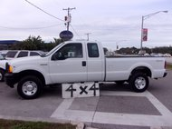 2006 Ford F-250 Supercab 142