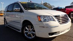 2010 Chrysler Town and Country Limited