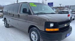 2014 Chevrolet Express LS 3500