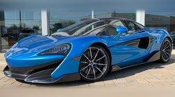 2020 McLaren 600LT Base