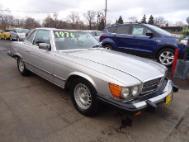 1976 Mercedes-Benz SL-Class