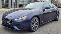 2020 Maserati Ghibli SQ4 GranSport