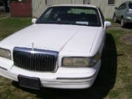 1995 Lincoln Town Car Signature