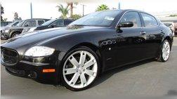 2007 Maserati Quattroporte Standard