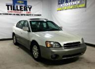 2002 Subaru Outback H6-3.0