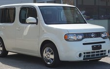 2010 Nissan Cube S