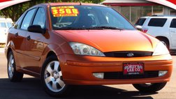 2002 Ford Focus ZTS