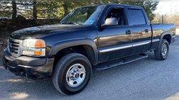 2004 GMC Sierra 2500 SLE