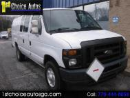 2011 Ford Econoline Cargo Van E-350 Super Duty Ext Recreational