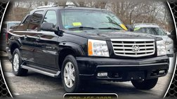 2002 Cadillac Escalade EXT Base