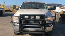 2007 Dodge Ram 3500 Cabin Chassis