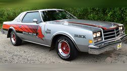 1976 Buick Century INDY PACE CAR FREE SPIRIT 1 OF 1,290