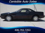 1989 Cadillac Allante Base