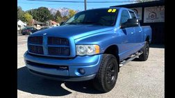 2003 Dodge Ram 2500 Laramie