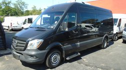 2016 Mercedes-Benz Sprinter 3500