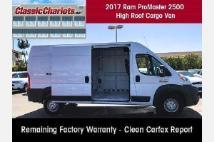 2017 Ram Ram ProMaster Cargo 2500 159 WB