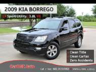 2009 Kia Borrego LX