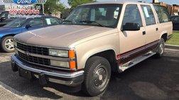 1992 Chevrolet Suburban C1500