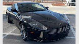 2008 Aston Martin DB9 Base