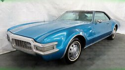1968 Oldsmobile Toronado Olds 455 Rocket V8 Muscle Car