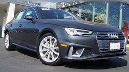 2019 Audi A4 2.0T quattro Premium Plus