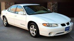 2002 Pontiac Grand Prix SE