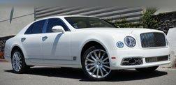 2020 Bentley Mulsanne Base