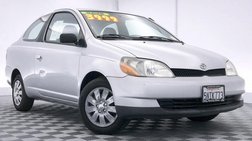 2001 Toyota Echo Base