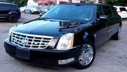 2008 Cadillac DTS 4dr Sdn Limousine 1SH