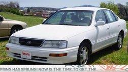 1996 Toyota Avalon XLS