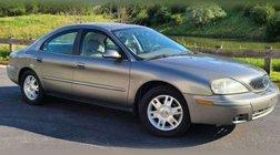 2004 Mercury Sable LS Premium
