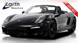 2013 Porsche Boxster Base