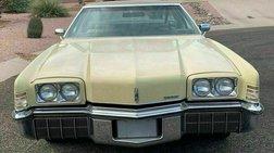 1972 Oldsmobile Toronado Brougham