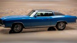 1971 Chevrolet Monte Carlo SS 454