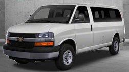 2012 Chevrolet Express LS 1500
