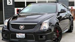 2015 Cadillac CTS-V Base