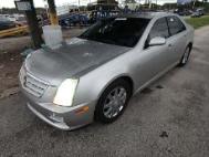 2005 Cadillac STS Base