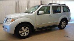 2008 Nissan Pathfinder LE 2WD