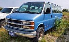 1997 Chevrolet Chevy Cargo Van G3500
