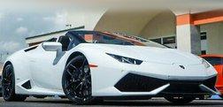 2016 Lamborghini Huracan LP 610-4 Spyder