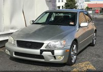 2002 Lexus IS 300 Base