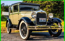 1928 Ford All Original