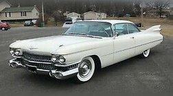 1959 Cadillac 2DRHDT