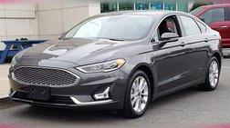 2020 Ford Fusion Energi Titanium